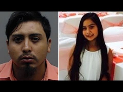 10-Year-Old Girl Found Dead, Uncle Charged with Murder After Amber Alert Issued