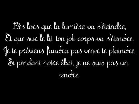 Ca va le faire - Keen'v (paroles)