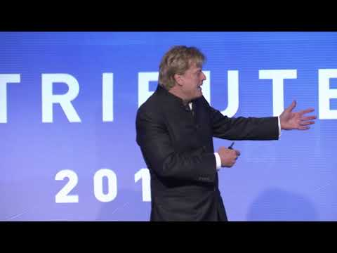 Distributed 2018: Keynote Address with Patrick Byrne, Overstock.com/tZero