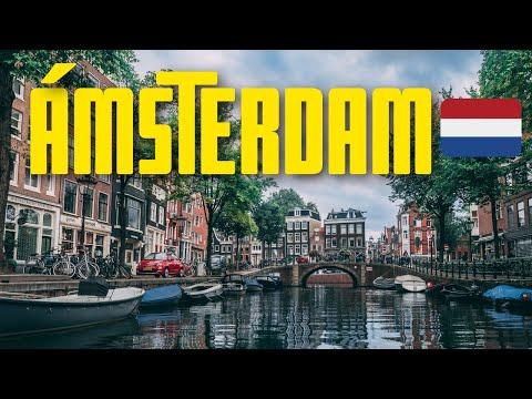 Aquí hay más bicicletas que personas | ÁMSTERDAM