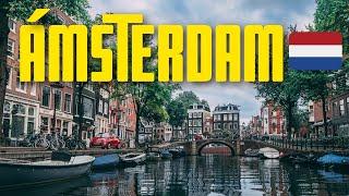 La ciudad con más bicicletas que personas   ÁMSTERDAM