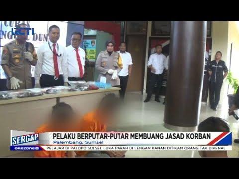 Ditemukan Jeratan di Leher, Sopir Taksi Online Dibunuh Perampok di Palembang - Sergap 31/12
