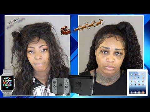 Michigan Women Arrested For Stealing Out Of Store During Shop With A Cop Event.