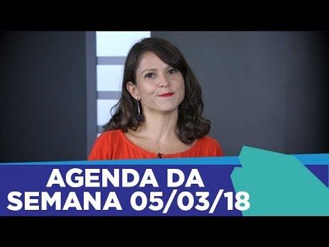 Agenda da Semana: pauta feminina em destaque