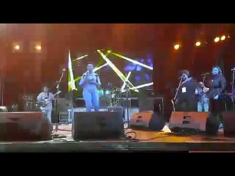 T-hembi live @ the Ugu jazz festival 2017.