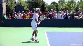Большой теннис .Техника игры.