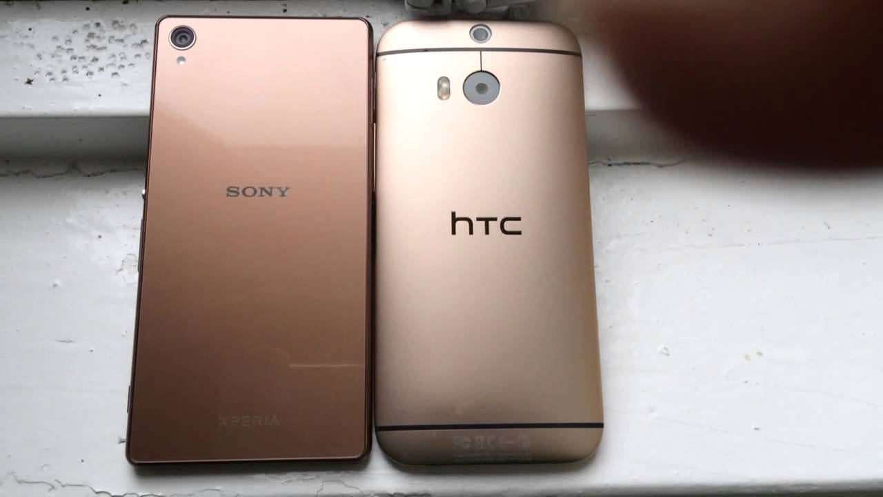 Sony xperia m5 video test - 1 2