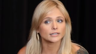 Miranda Lambert Responds To Those Claiming Her Marriage Won't Last