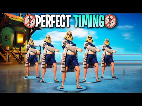 Fortnite - Perfect Timing Moments #103 (Chapter 2 Season3)