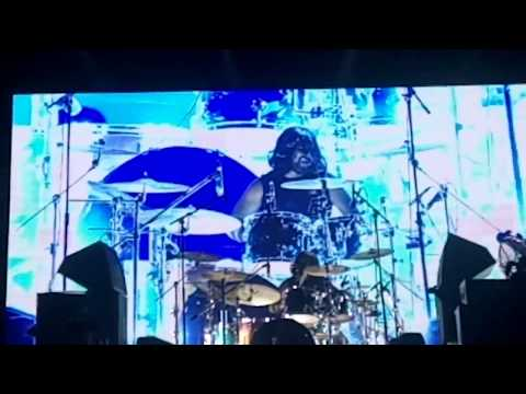 Tanmoy's Drums Solo   Fossils Live At...
