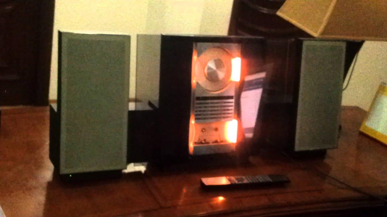 bang and olufsen beosound 2500 sound system youtube. Black Bedroom Furniture Sets. Home Design Ideas