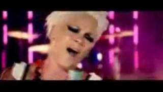 Pink - Bad Influence (Music Video)