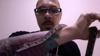 Seth Sumari Dark Arts-48: Royal Pythons, Serpent Symbolism, Drugs