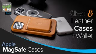 Apple Cases + Leather Wallet f…