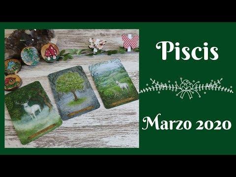 Piscis - Marzo 2020 -Tarot Anika