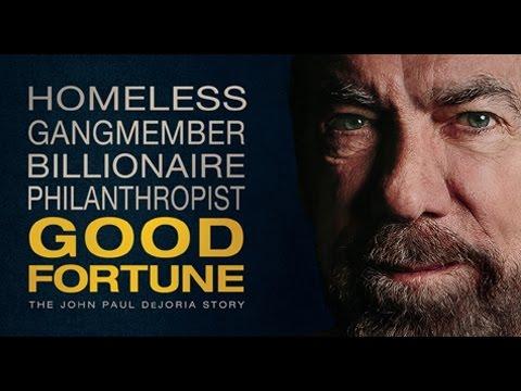 Good Fortune Official Movie Trailer with John Paul DeJoria