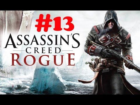 """Assassin's Creed: Rogue"" walkthrough (100% sync) Sequence 3, Memory 2: A Long Walk and A Short Drop"