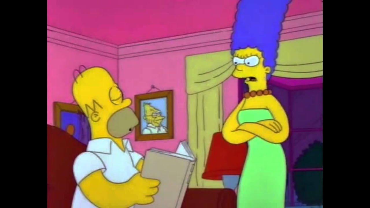 Die Simpsons Marge