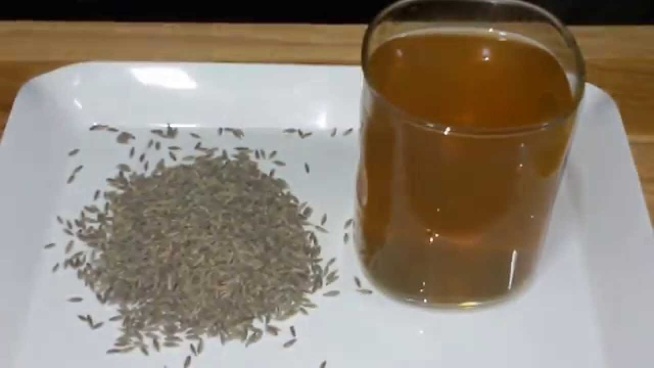Cumin Seeds Drink For Weight Loss