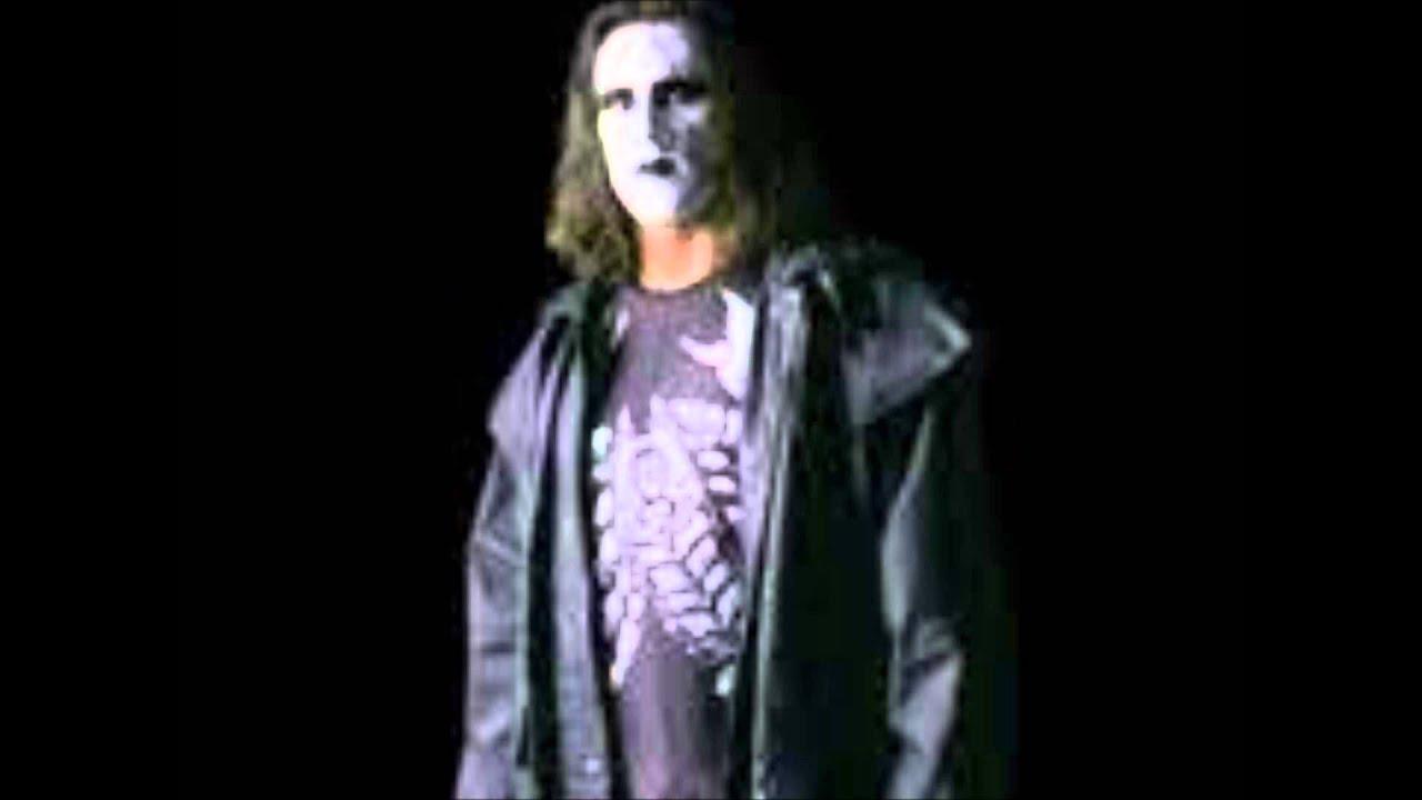 WCW Sting Crow Theme - YouTube