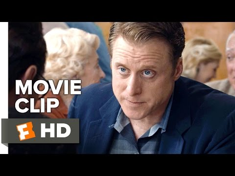 Trumbo Movie CLIP - Who Invited You? (2015) - Bryan Cranston, Alan Tudyk Drama HD