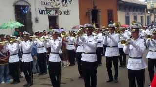 Banda Instituto Nacional Thomas Jefferson Sonsonate 2013 Así Fue