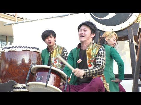 和太鼓グループ彩 「ZIRAIYA」~第29回成田太鼓祭 2日目