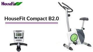 HouseFit Compact B2.0 | Велотренажер для дома