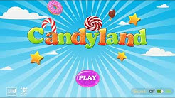 Candyland - Another Games. Online Slot Promo