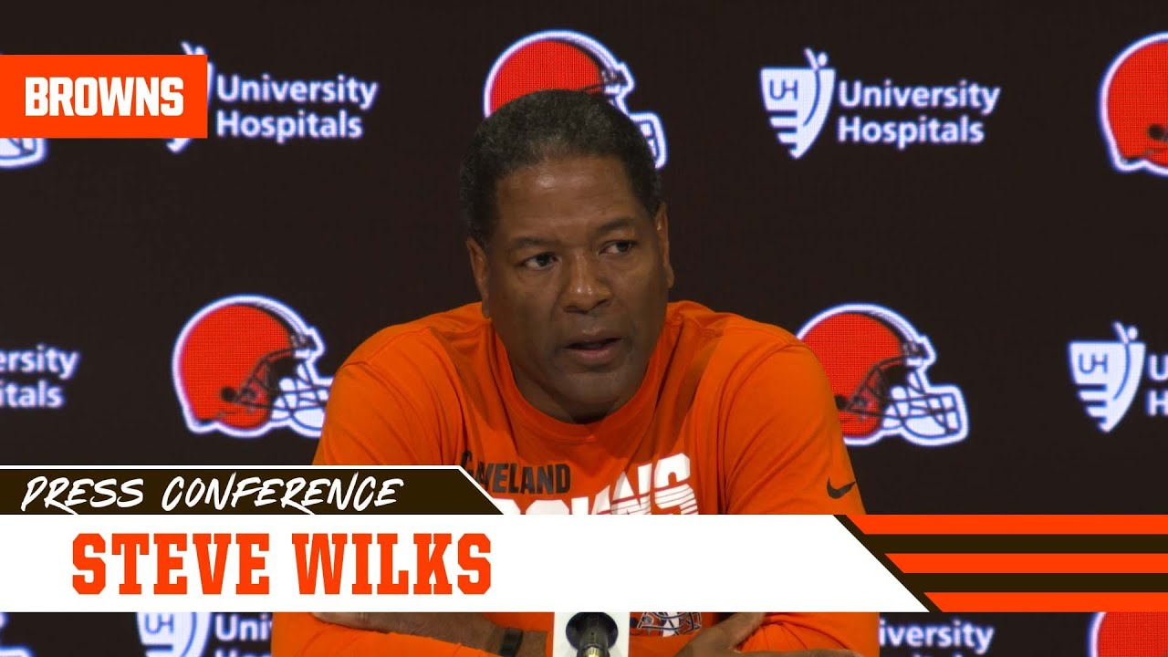 Steve Wilks Plans to Stop Denver's Running Game | Cleveland Browns