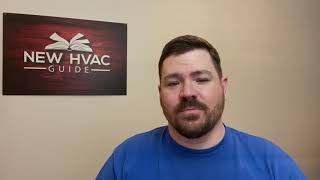 New HVAC Guide introduction