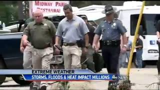 2 dead as tornado hits Oklahoma City area 05/31/2013