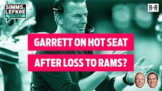 Should Jason Garrett Be on the HOT SEAT After Cowboys Loss to Rams? 🤔 | NFL Divisional Round Recap