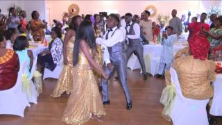 Best Congolese wedding in North Carolina ~ Erick and Valeriene