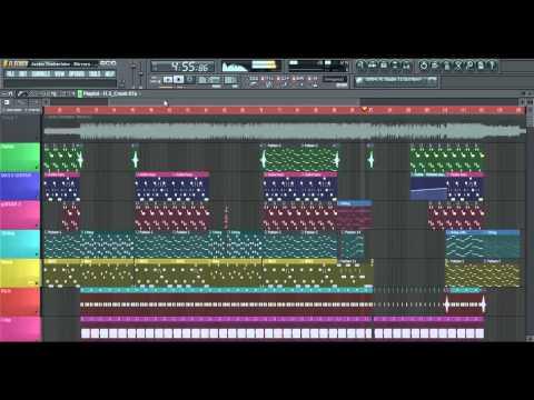 Justin Timberlake - Mirrors - FL STUDIO HD - instrumental - Download mp3 + FLP FULL