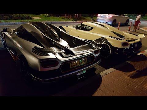 BEST OF Supercars in Monaco - Reventon, Chiron, 1500HP Aventador, Zonda F, One:1, LaFerrari's..
