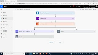 Microsoft Flow: Approvals in 20 minutes - THR2042