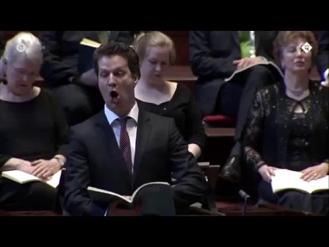 """NIKOLAY BORCHEV sings """"Quoniam tu solus sanctus"""" (Rossini)"""