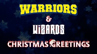 The Wightlink Warriors & Wizards 2020 Christmas Greetings