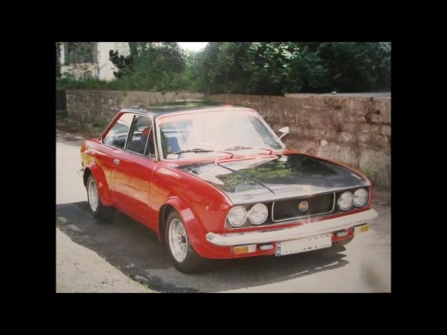 FIAT 124 sport BC 1800