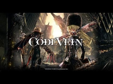 CODE VEIN - After the last boss fight |