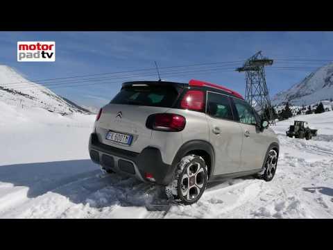 CITROEN C3 AIRCROSS con GRIP CONTROL | MotorPad TV