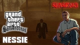 GTA San Andreas: Myths & Legends - Nessie / Loch Ness Monster [HD]
