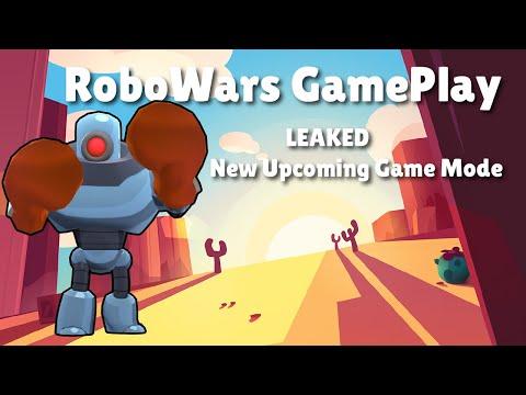 RoboWars | New Upcoming Game Mode | Brawl Stars