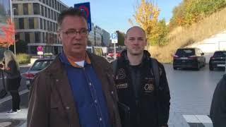 ICE im Westerwald fing plötzlich Feuer: Reisende berichten
