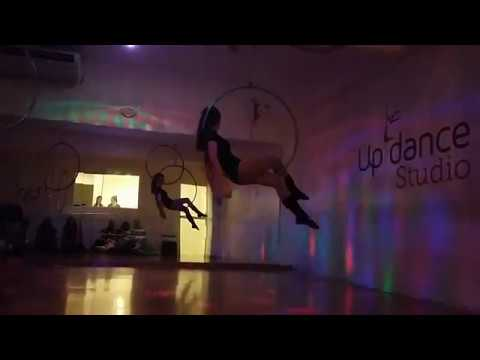 Crazy in love - Aerial hoop (Lira)