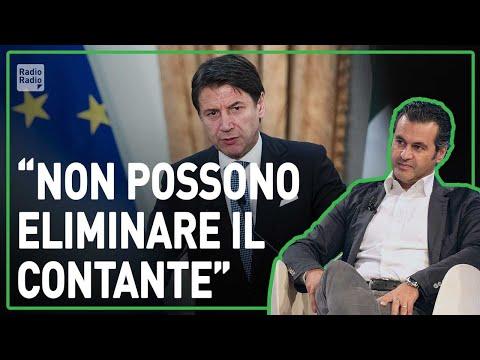 """""""Il contante è l'unica moneta legale, eliminarlo è contro la Costituzione"""" ► Cosimo Massaro"""