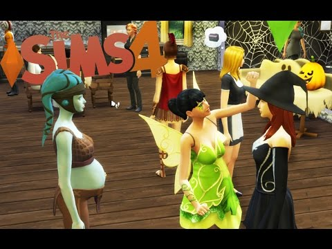 The Sims 4 - Spooky Stuff #2 Magyar