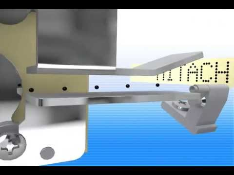Sistema de Inyección de Tinta Continua (CIJ) HITACHI
