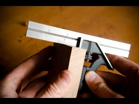 Guide to Buying a Combination Square for Woodworking